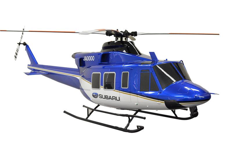 スバル、「ファンボロー国際航空ショー」に「UH-X」「412EPI発展型機」1/10模型を出展(2/2)