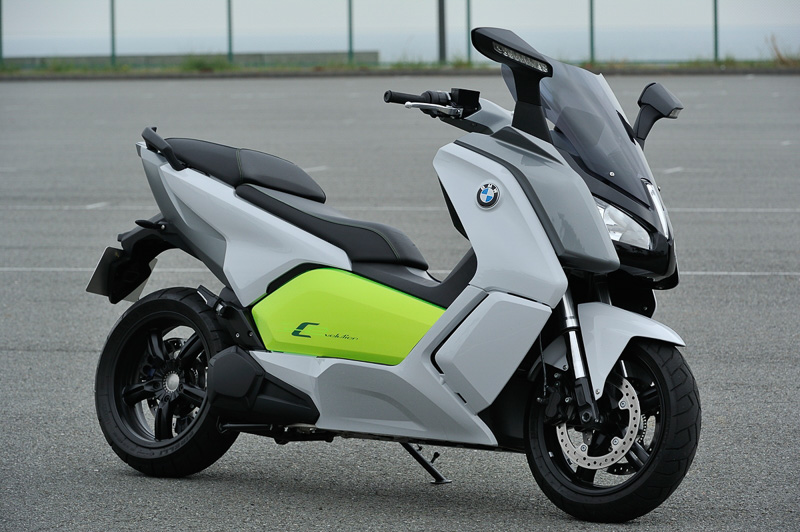 BMW「C evolution」