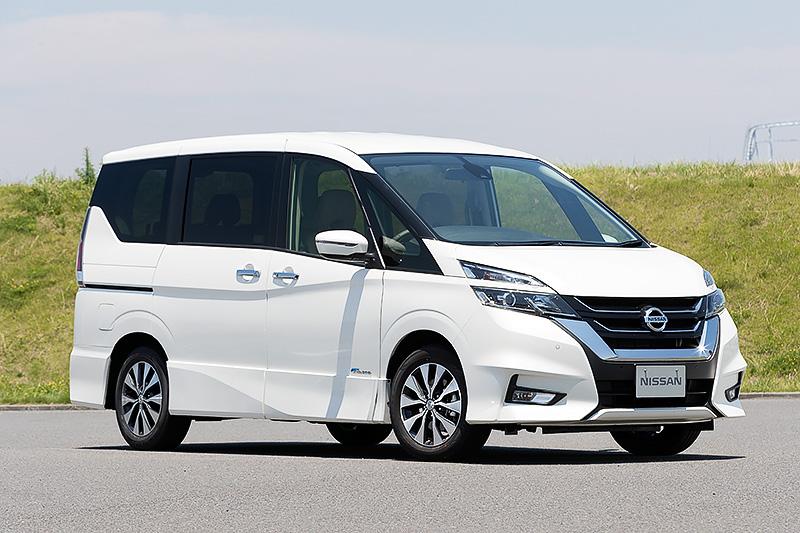 5th Generation Nissan Serena (C27) - Japanese Talk - MyCarForum com