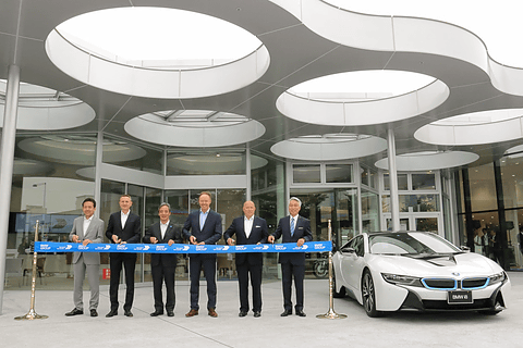 BMW、新拠点「BMW GROUP Tokyo B...