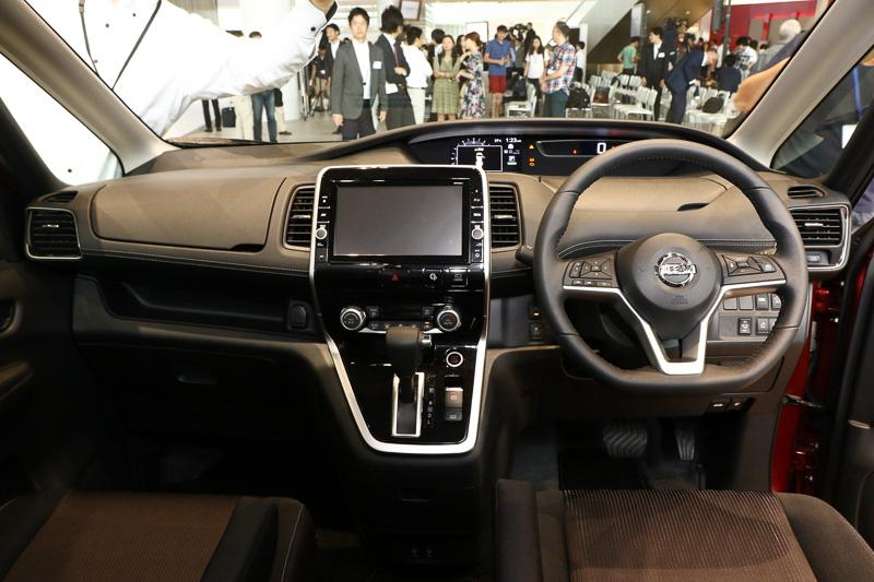 5th Generation Nissan Serena C27 Japanese Talk