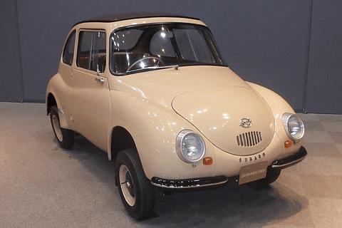 Car Watchスバル、「スバル360-K111型」が2016年度 機械遺産に認定
