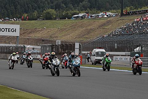 もてぎ 全日本 ロード レース