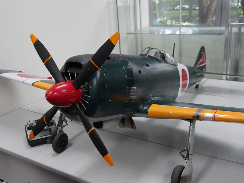 画像]所沢航空発祥記念館、「富...