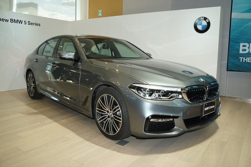 BMW : bmw 5シリーズ ディーゼル 燃費 : car.watch.impress.co.jp