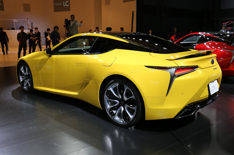 "LC500""S package"""