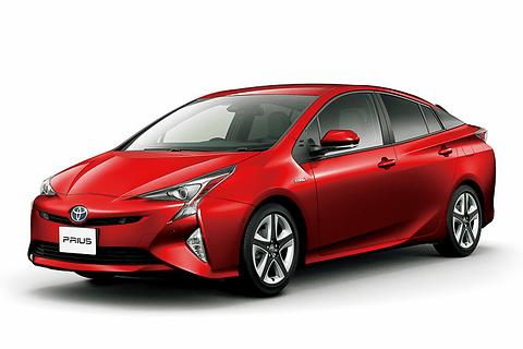 国交省が「燃費のよい乗用車ベスト10」発表。全体のトップは40.8km/Lの ...