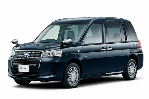 トヨタ、5ナンバーサイズのタクシー専用車「JPN TAXI(ジャパンタクシー)」 タクシー専用車両の新型車「JPN TAXI(ジャパンタクシー)」