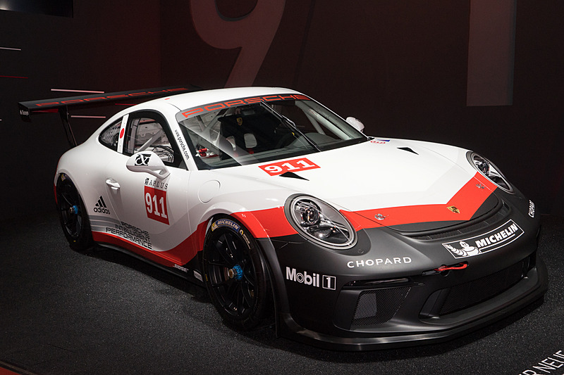 「911 GT3 Cup」