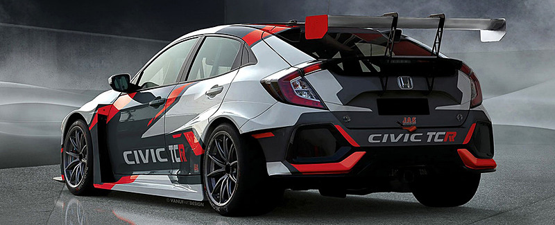 CIVIC TCR