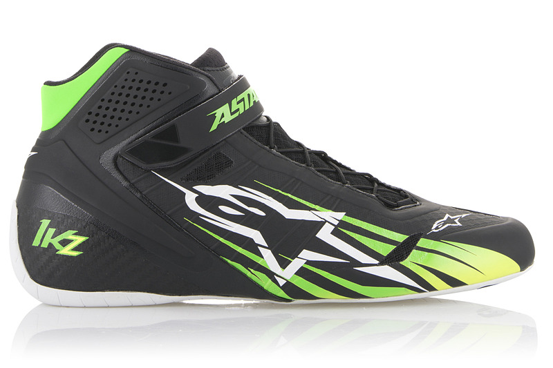1156 BLACK YELLOW GREEN FLUO(税別2万9800円)