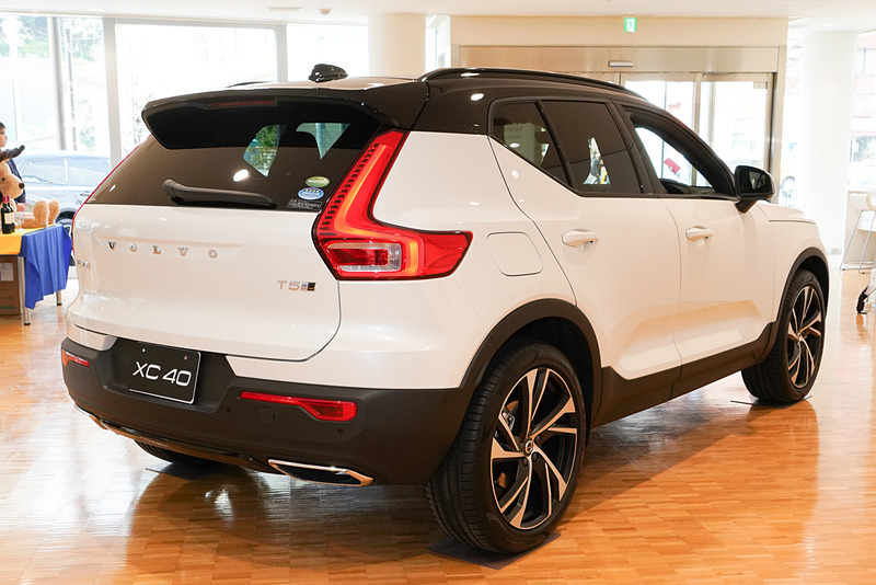 XC40 T5 AWD R-Design 1st Edition