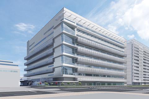 トヨタ、本社工場敷地内にFCスタック生産の新建屋、下山工場内 ...