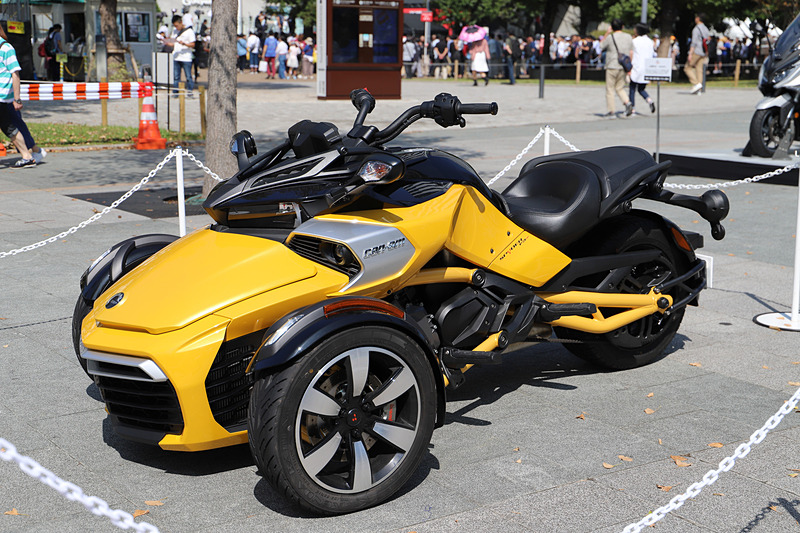 Can-Am「Spyder F3-S」