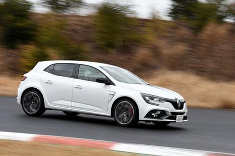 メガーヌ ルノー Renault Japon