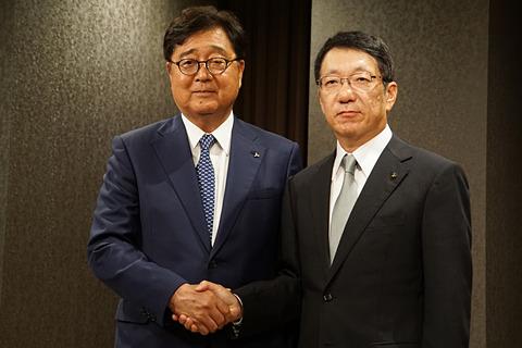 三菱自動車、新CEOの加藤隆雄氏が記者会見。スモール・バット ...