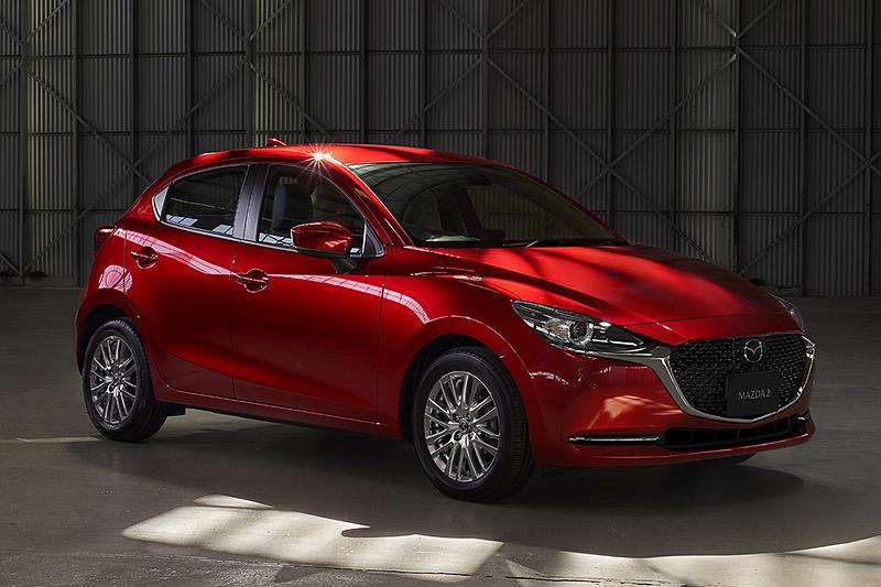 Mazda 2 Facelift (2019) 5