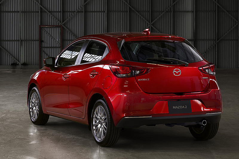 MAZDA2 XD PROACTIVE S Package オプション装着車