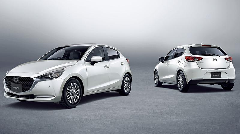 Mazda 2 Facelift (2019) 7