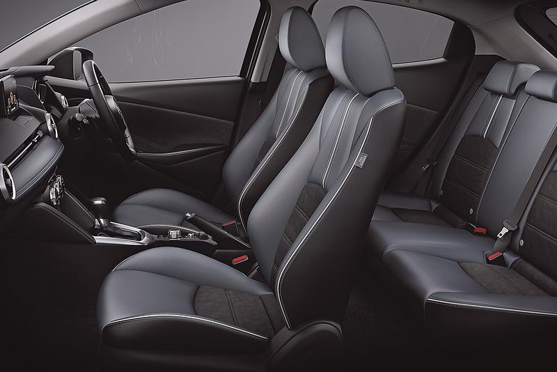 Mazda 2 Facelift (2019) 9
