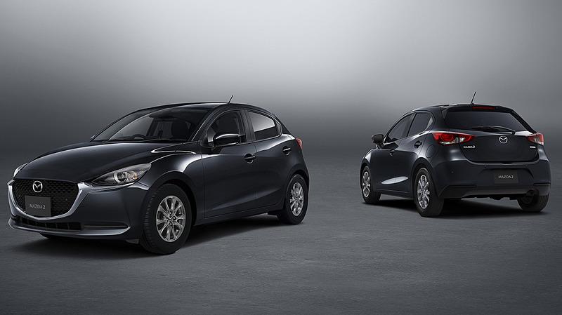 Mazda 2 Facelift (2019) 11