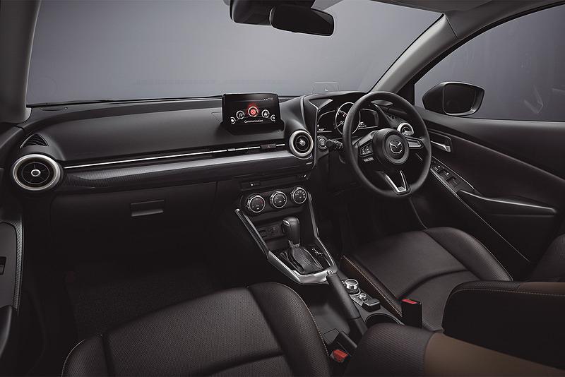 Mazda 2 Facelift (2019) 12