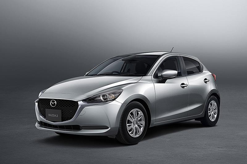 Mazda 2 Facelift (2019) 13