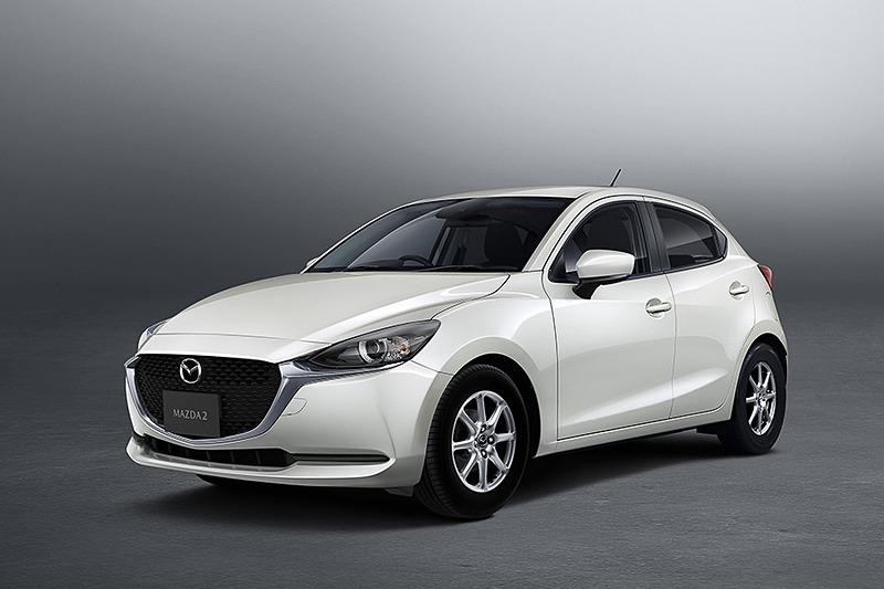 Mazda 2 Facelift (2019) 14