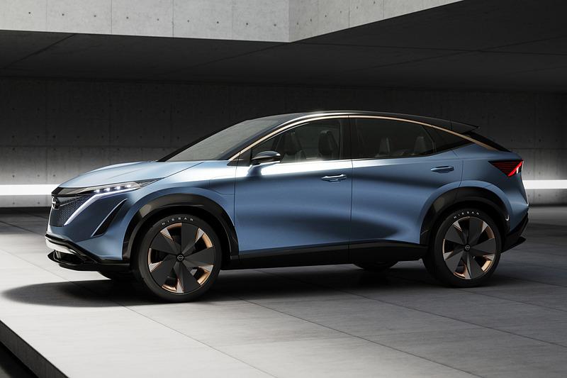 2019 - [Nissan] Ariya Concept 003_o