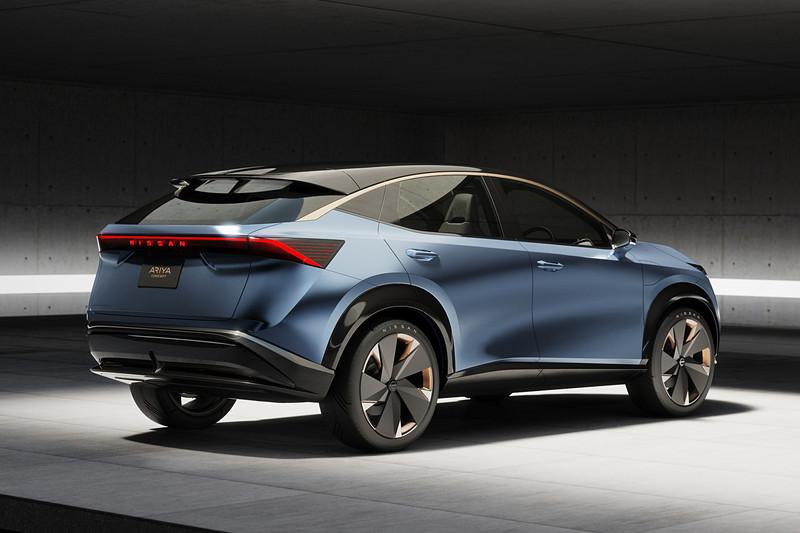 2019 - [Nissan] Ariya Concept 007_o