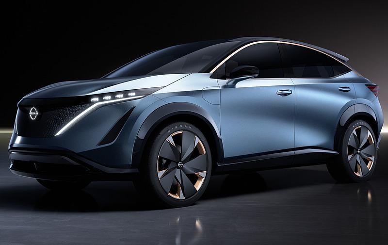 2019 - [Nissan] Ariya Concept 008_o