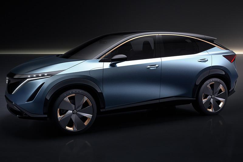 2019 - [Nissan] Ariya Concept 011_o