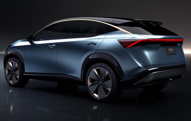 2019 - [Nissan] Ariya Concept 014_o