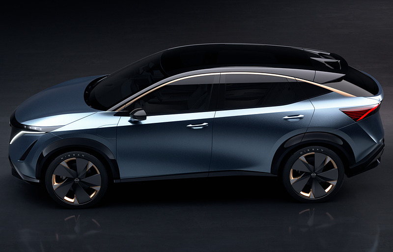 2019 - [Nissan] Ariya Concept 017_o