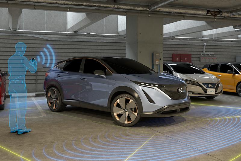 2019 - [Nissan] Ariya Concept 025_o