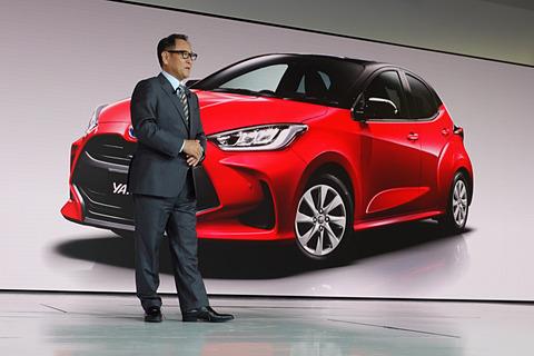東京モーターショー 2019】世界初公開の新型車「ヤリス」は