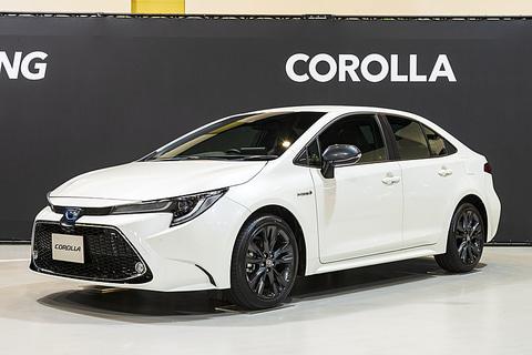 2019年10月の車名別ランキング、乗用車1位に「カローラ」 - Car Watch