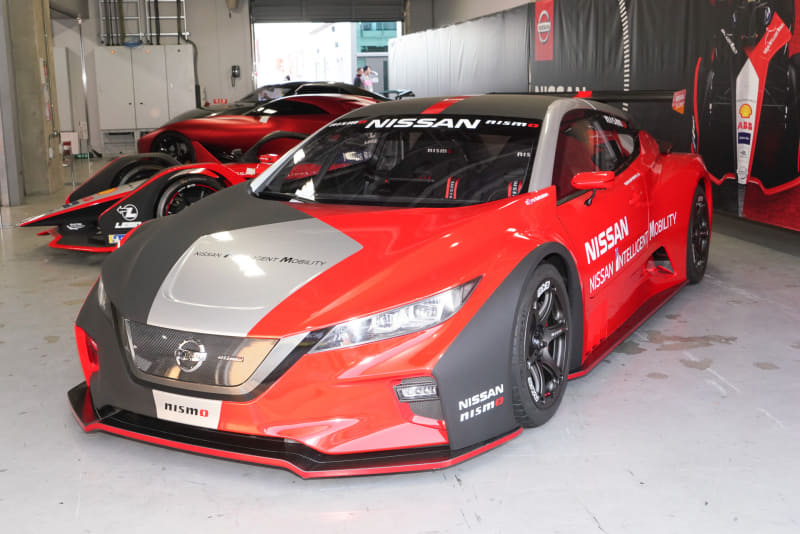 NISSAN リーフ NISMO RC