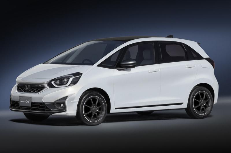 2020 - [Honda] Jazz Modulo X Concept 001_o