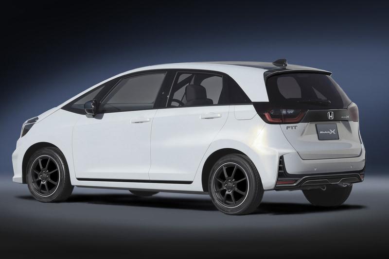 2020 - [Honda] Jazz Modulo X Concept 002_o