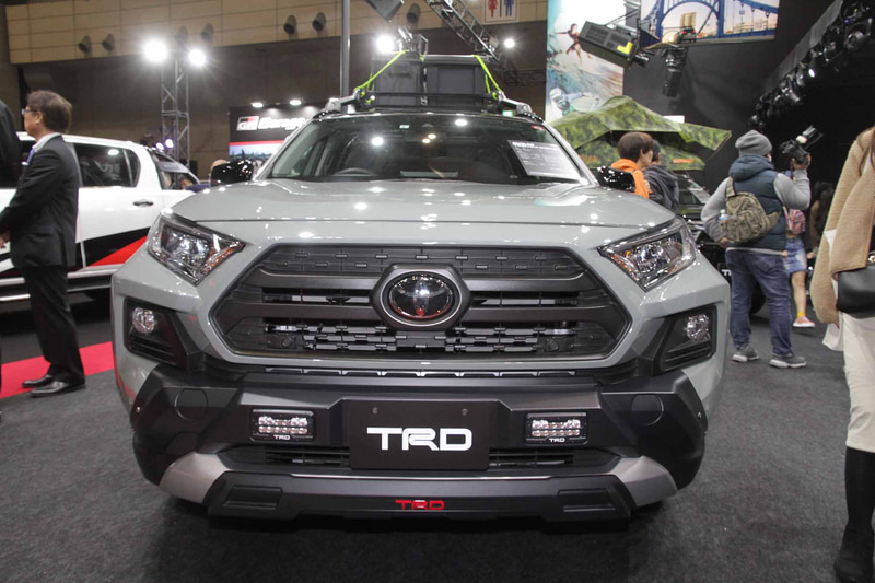 RAV4 TRD FIELD MONSTER