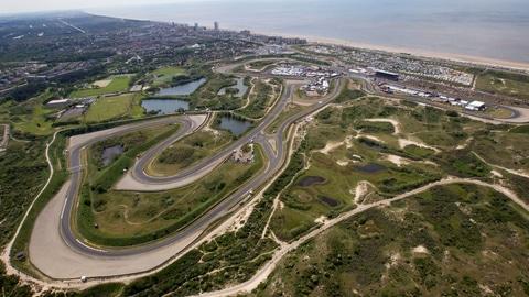 F1、35年ぶりの開催を予定していたオランダGPが中止に - Car Watch