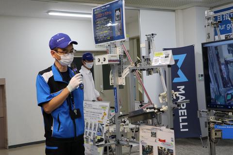 児玉 工場 マレリ 価格10分の1の人工呼吸器 マレリと町工場がタッグ