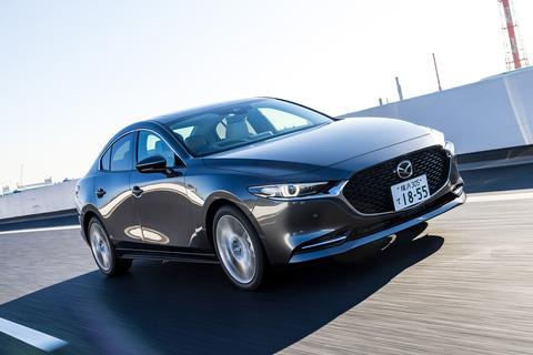 Mazda3 年 次 改良
