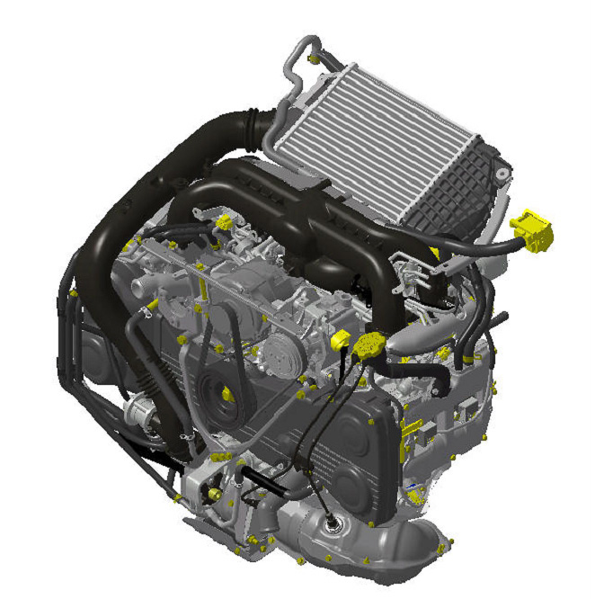 Subaru Legacy 2010 Wikipedia: 2010 LGT Engine Pics! Turbo, Manifold, TMIC