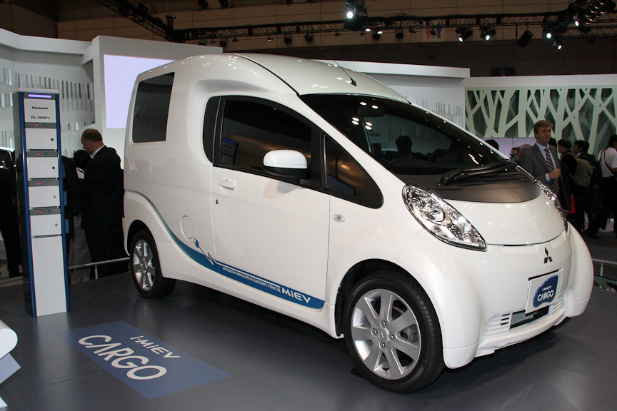i-MiEV CARGO(アイ・ミーブ カーゴ)