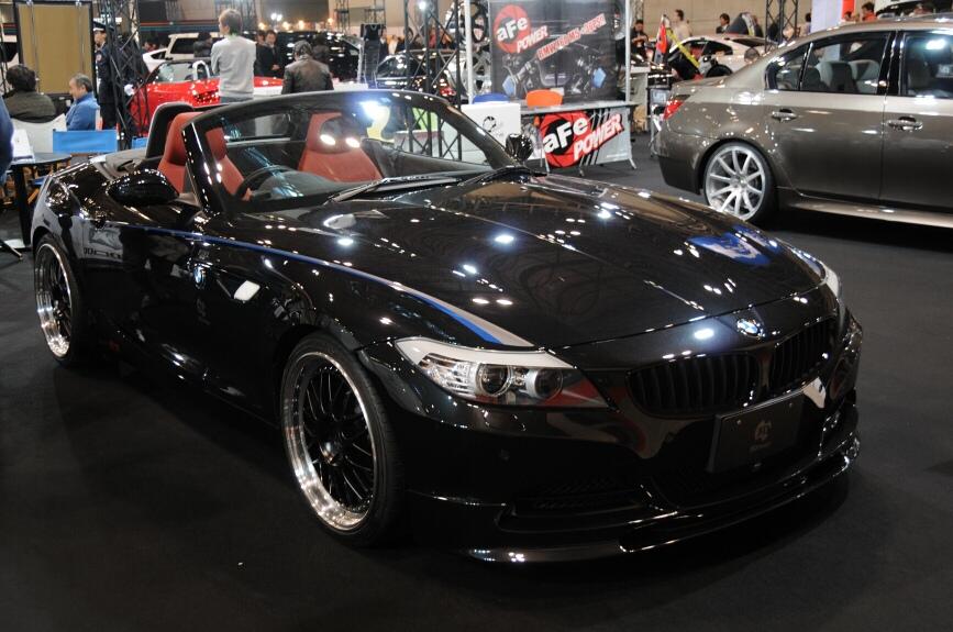 画像 【東京オートサロン2010】輸入車のカスタムカーが勢揃い 73 77 Car Watch