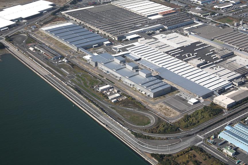 画像]日産車体九州、新工場の稼働開始式を実施 / 「パトロール」に ...