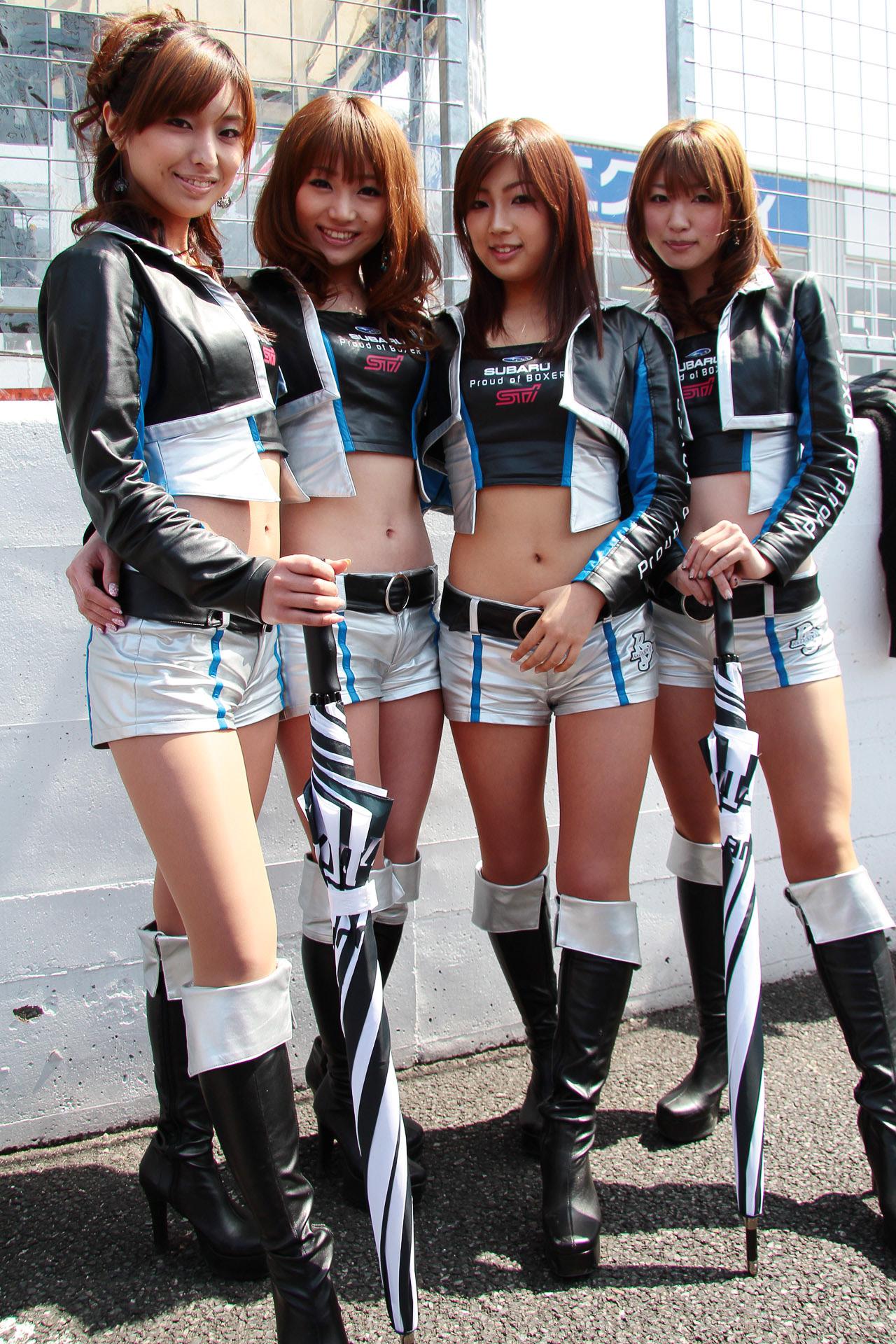 SUPER GT第2戦岡山