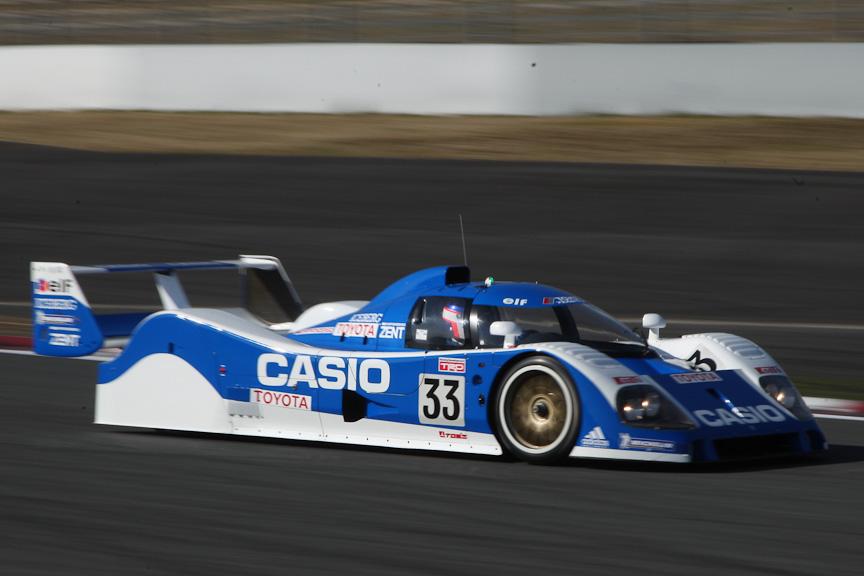 エヴァンゲリオンカラーのFN09が登場した「トヨタ モータースポーツフェスティバル 2010」(27/44)